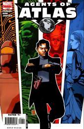 Agents of Atlas (2006) -1- Episode 1