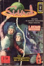(Recueil) Comics Pocket -3034- Les conquérants de l'univers - À l'assaut du ciel - Sidéral (n°1 et 2)
