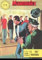 Mandrake (1e Série - Remparts) (Mondes Mystérieux - 1) -66- Le chat insaisissable