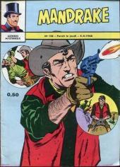 Mandrake (1e Série - Remparts) (Mondes Mystérieux - 1) -158- Un saut dans le passe