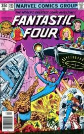 Fantastic Four (1961) -205- When worlds die!
