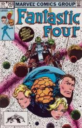 Fantastic Four (1961) -253- Quest