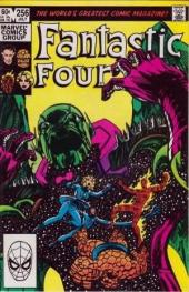 Fantastic Four (1961) -256- The annihilation gambit!