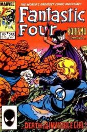 Fantastic Four (1961) -266- Call her Karisma!
