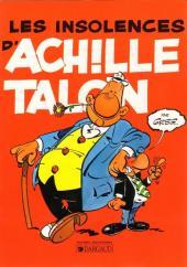 Achille Talon (Publicitaire) -7Chamois- Les insolences d'Achille Talon