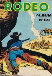 Rodéo -REC069- Album N°69 (du n°343 au n°345)