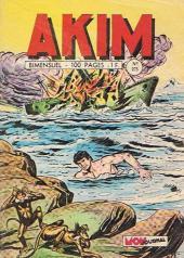 Akim (1re série) -275- Le requin noir