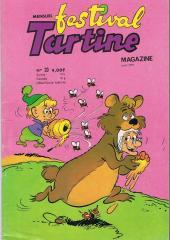 Tartine (2e série) (Festival) -20- Brimborion
