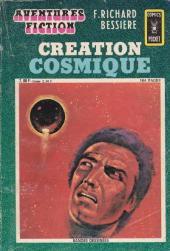 Aventures fiction (3e série) -7- Création cosmique (2)