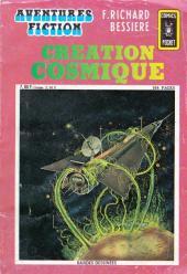 Aventures fiction (3e série) -6- Création cosmique (1)