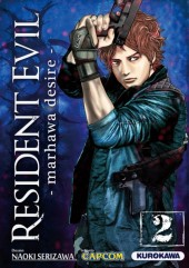Couverture de Resident Evil - Marhawa desire -2- Volume 2