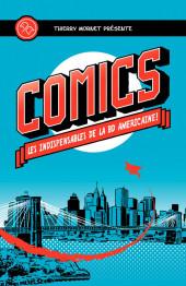 (DOC) Biographies, entretiens, études... - Comics - Les Indispensables de la BD américaine
