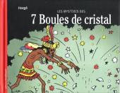 Tintin - Divers -13- Les Mystères des 7 Boules de cristal