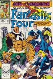 Fantastic Four (1961) -335- Death by debate