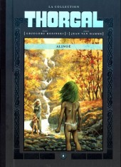 Couverture de Thorgal - La collection (Hachette) -8- Alinoë