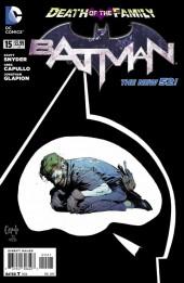 Batman (2011) -15- But Here's the Kicker: Red Light, Green Light