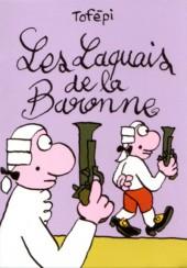 Mini-récits et stripbooks Spirou -MR3899- Les Laquais de la Baronne