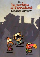 Mini-récits et stripbooks Spirou -MR3686- Les cavaliers de l'apocadispe explorent le manoir