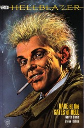 Hellblazer (1988) -INT- Rake at the Gates of Hell