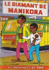 Votre série Mickey (2e série) - Albums Filmés ODEJ -72- Les avantures de TIM Le diamant de manikora