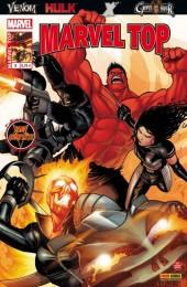 Marvel Top (Marvel France 2e série) -8- Voyage au bout de l'enfer
