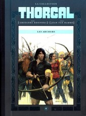 Thorgal - La collection (Hachette) -9- Les archers