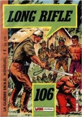 Long Rifle -106- Un trésor pour les japs
