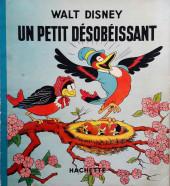 Mickey (Hachette) - Un petit désobeissant