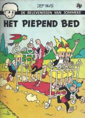Jommeke -89- Het piepend bed