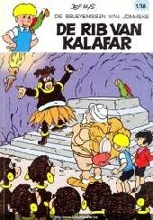 Jommeke -137- De rib van Kalafar