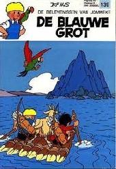 Jommeke -139- De blauwe grot