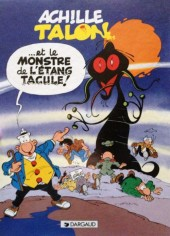 Achille Talon -40a96- Achille Talon et le monstre de l'Étang Tacule !