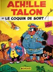 Achille Talon -18b91- Achille Talon et le coquin de sort