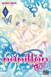 Papillon (Ueda) -7- Tome 7