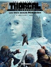 Thorgal (Les mondes de) - La Jeunesse de Thorgal -1- Les trois sœurs Minkelsönn