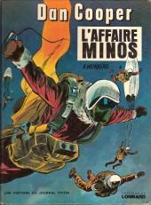 Dan Cooper (Les aventures de) -20- L'affaire Minos