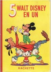 Les belles histoires Walt Disney (1re Série) -REC- 5 Walt Disney en un