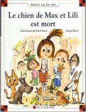 Ainsi va la vie (Bloch) -71- Le chien de Max et Lili est mort