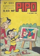 Pipo (Lug) -202- Moteur à gaz