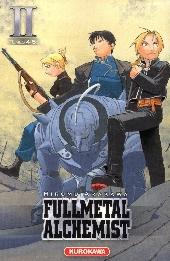 FullMetal Alchemist -INT02- Intégrale T2 (volumes 4 et  5)