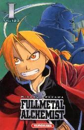 FullMetal Alchemist -INT01- Intégrale T1 (volumes 1 à 3)