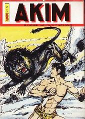 Akim (2e série) -1- Fils de la Jungle