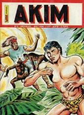Akim (2e série) -2- Fils de la Jungle (2)