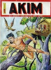 Akim (2e série) -3- La Jungle en Révolte