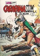 Carabina Slim -REC34- Album n°34 (du n°128 au n°130)
