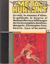 (Recueil) Métal Hurlant (Hors Série)