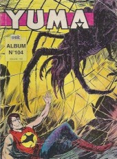 Yuma (1re série) -REC104- Album N°104 (du n°363 au n°365)