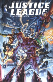 Justice League (Urban Comics) -2- L'odyssée du mal