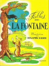 Les fables de La Fontaine (Rabier) - Fables de la Fontaine (1992)