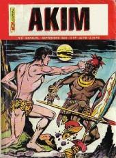 Akim (2e série) -6- La Capture de Kar